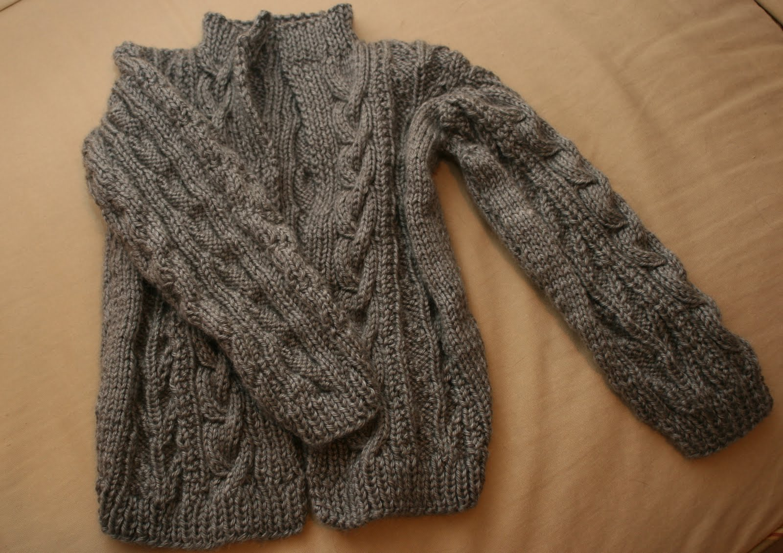 this pattern is from a truly vintage baby knits book