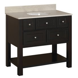 We are thinking of a vanity kind of like this i think m prefers the