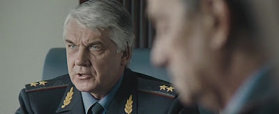 офицер из фильма горячие новости