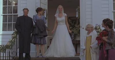 Ума Турман в роли невесты.