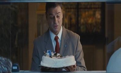 Торт для охранников