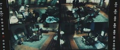 Видеозапись. Скриншот из фильма Ангелы и Демоны.