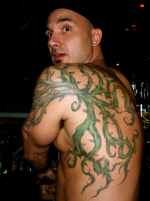 ivy tattoo designs