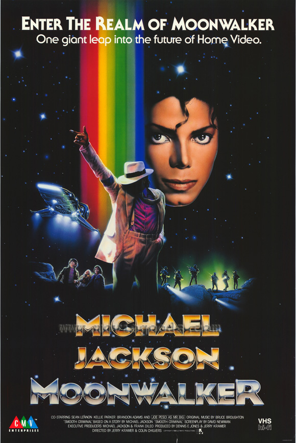 Michael Jackson: Moonwalker Download