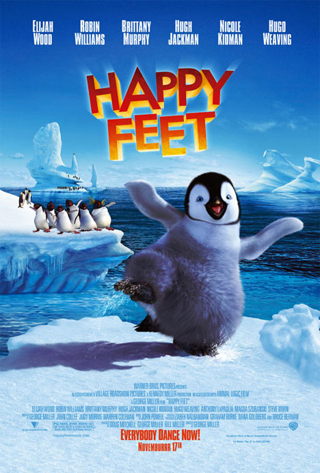 Happy Feet: O Pingüim Dublado
