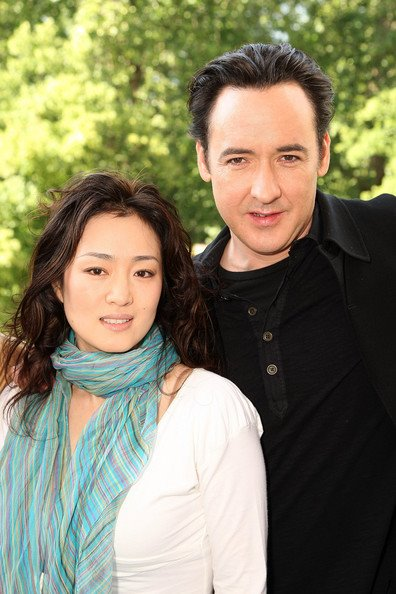 [John+Cusack+and+Gong+Li+attend+a+photocall+to+promote+the+film+]