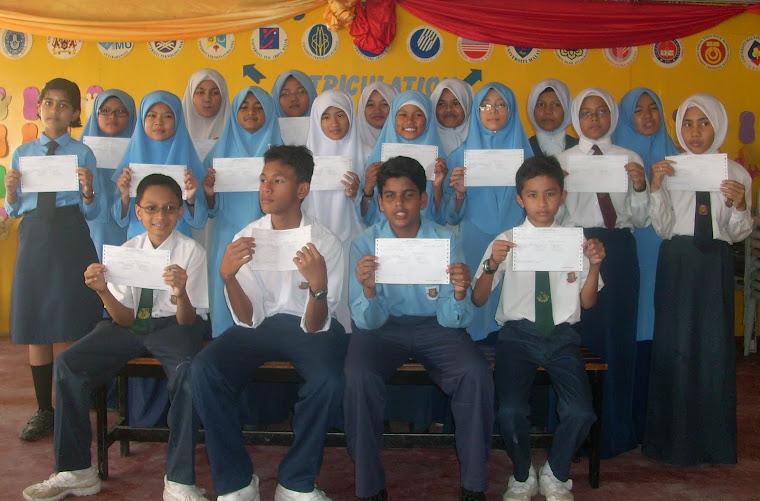 Calon 5A UPSR 2009