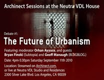 archinect Sessions @ VDL House