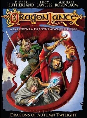 Dragonlance: Dragões do Crepúsculo do Outono – Dublado