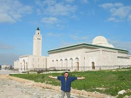 Yo, en tunez..I, Tunisia