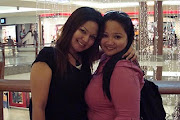 Me and Azean, KL 2007