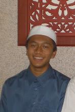2nd bro..Abdurrahman 'Arif