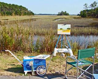 paint charleston daily plein air painting equipment and supplies i