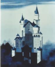 Castillo entre nubes