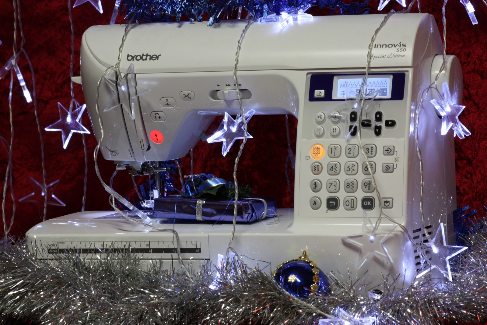 Achat vente et r paration de machine coudre et broder machine a coudre brother innov is 550 se - Reparation machine a coudre brother ...