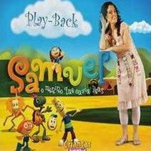 Diante do Trono - Samuel O Menino Que Ouviu a Deus (playback) - Criancas