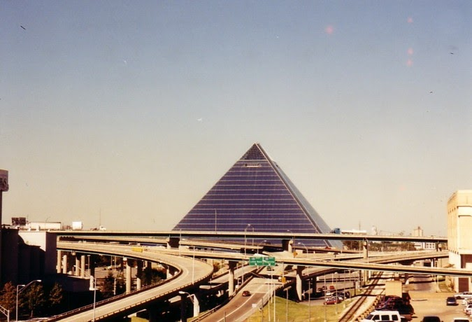 Canton Truth Pyramid In Memphis Tn Is Masonic Display Of Control