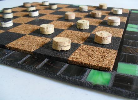 A rae 39 s blog cork for Wine cork welcome mat