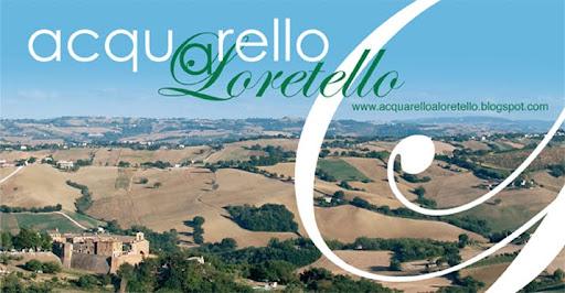 Acquarello a Loretello