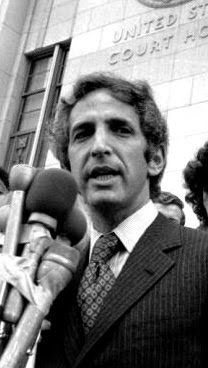 In 1973 on this day U.S. District Judge William Matthew Byrne, Jr. sentenced <a href=http://zog.typepad.com/annotated/2004/07/index.html>Daniel Ellsberg</a> to twenty-five years imprisonment for releasing the Pentagon Papers to The New York Times.