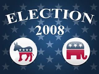 Vote election 2008