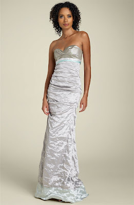 Fashion binge potential wedding dress fail nicole miller for Nicole miller wedding dresses nordstrom
