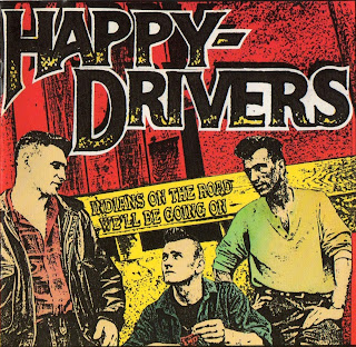 Happy Drivers-Indians on the road We ll be going onHappy Indians