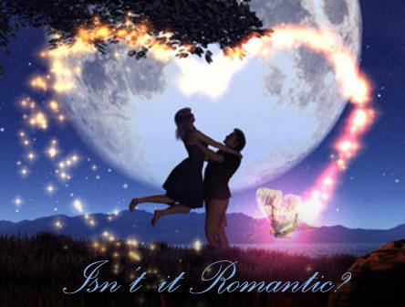 Romantic cards beautiful romantic cards beautiful for Nice romantic scenes