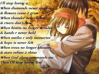 Romance Anime Cards