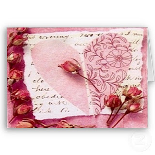 Romantic Note Cards