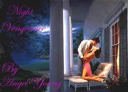 romantic couple night card