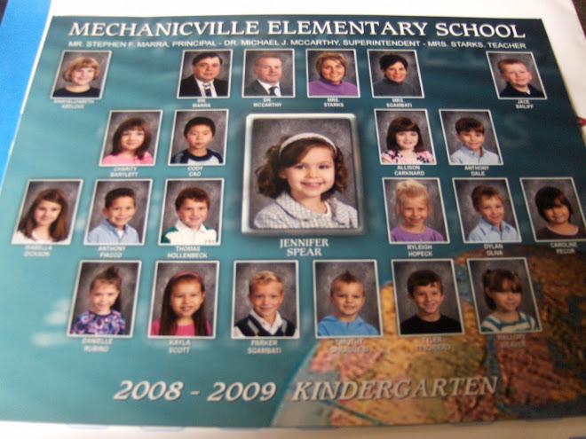 Jennifer's Class picture