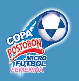 COPA POSTOBON DE MICROFUTBOL FEMENINA