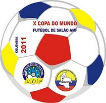 X MUNDIAL FÚTBOL DE SALÓN COLOMBIA 2011