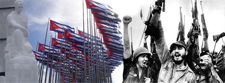 """""""Quién se levanta hoy con Cuba, se levanta para todos los tiempos"""""""