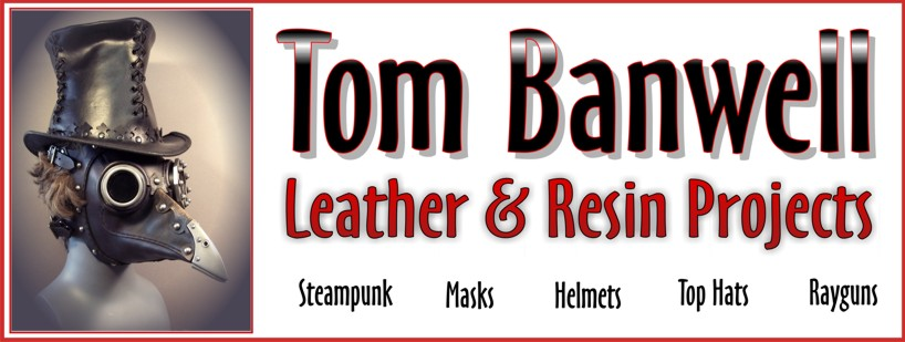 Tom Banwell—Leather and Resin Projects