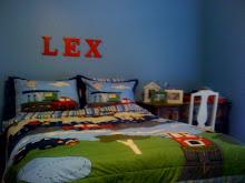Lex's room