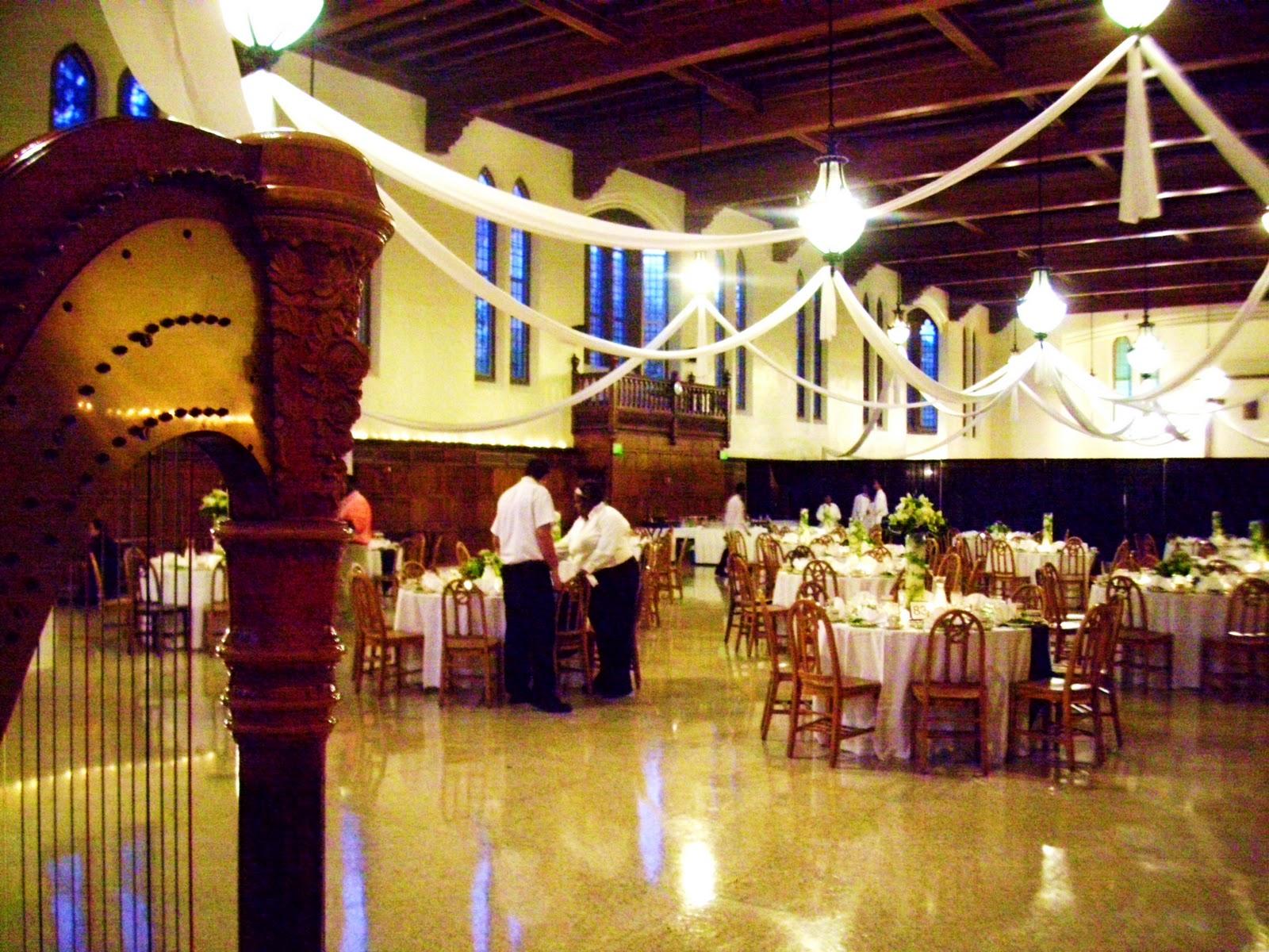 Notre Dame Wedding Reception Harpist The Classic Harpist