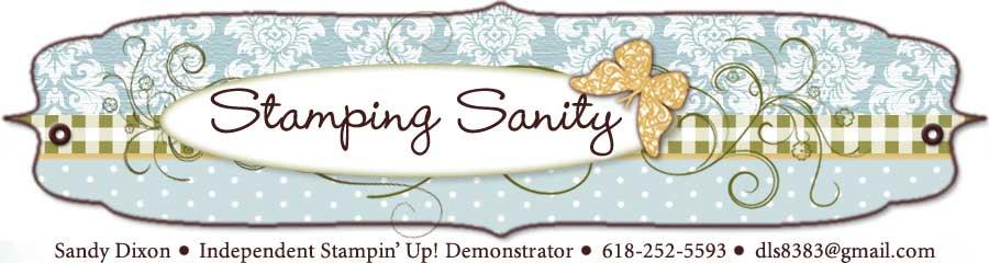 stamping sanity