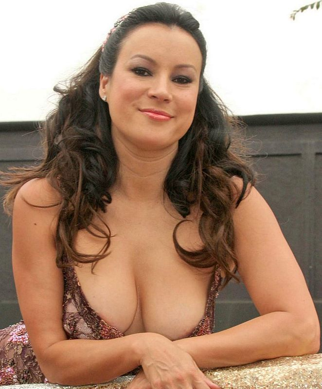 tits big Jennifer tilly