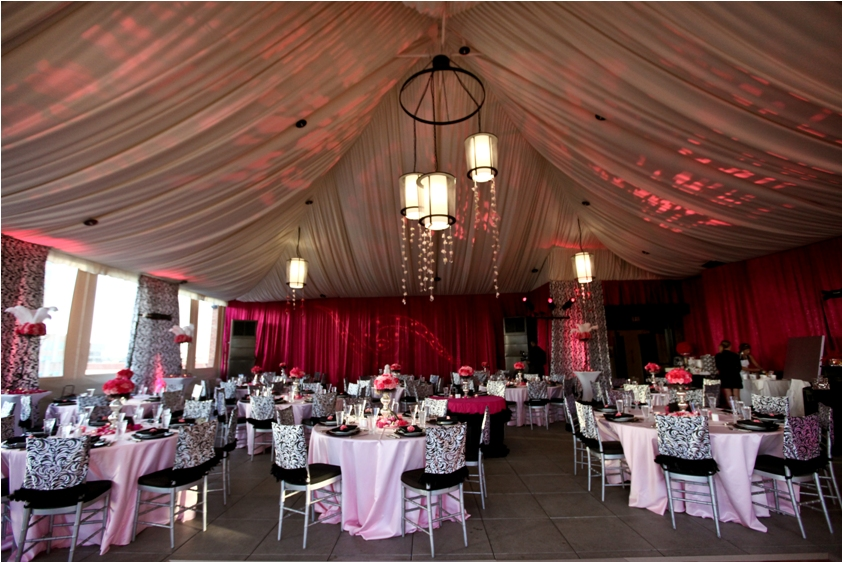 Studio B Event Designs Citizen Hotel Wedding Decor