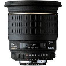 Sigma 20-40mm F2.8 EX DG Aspherical