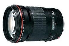 Canon Lens EF 135mm F2.0 L USM