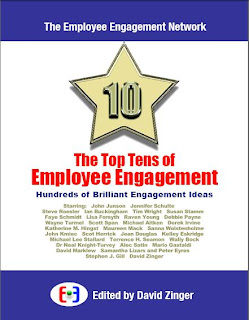 Top Tens of Employee Engagement
