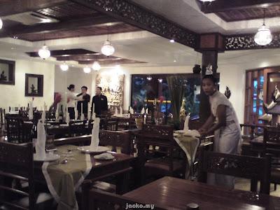 Jacko my sri ayutthaya thai restaurant usj for Ayutthaya thai cuisine
