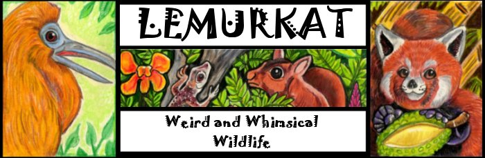 The Daily Art of LemurKat