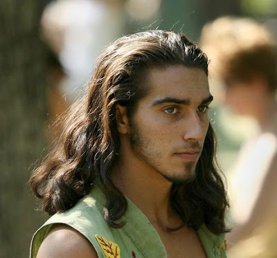 good hairstyles for men with long hair. good hairstyles for men with