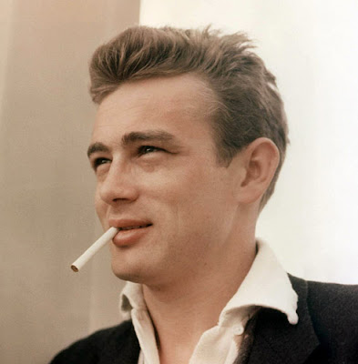 Hairstyle on James Dean Pompadour Hairstyle   Cool Men S Hairstyles Pictures