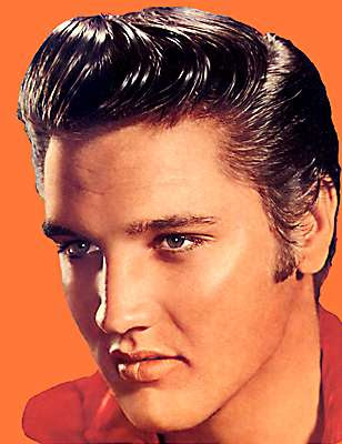 The basis of men's rockabilly hairstyles is the pompadour.