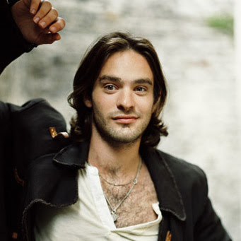 Charlie Cox long hairstyle